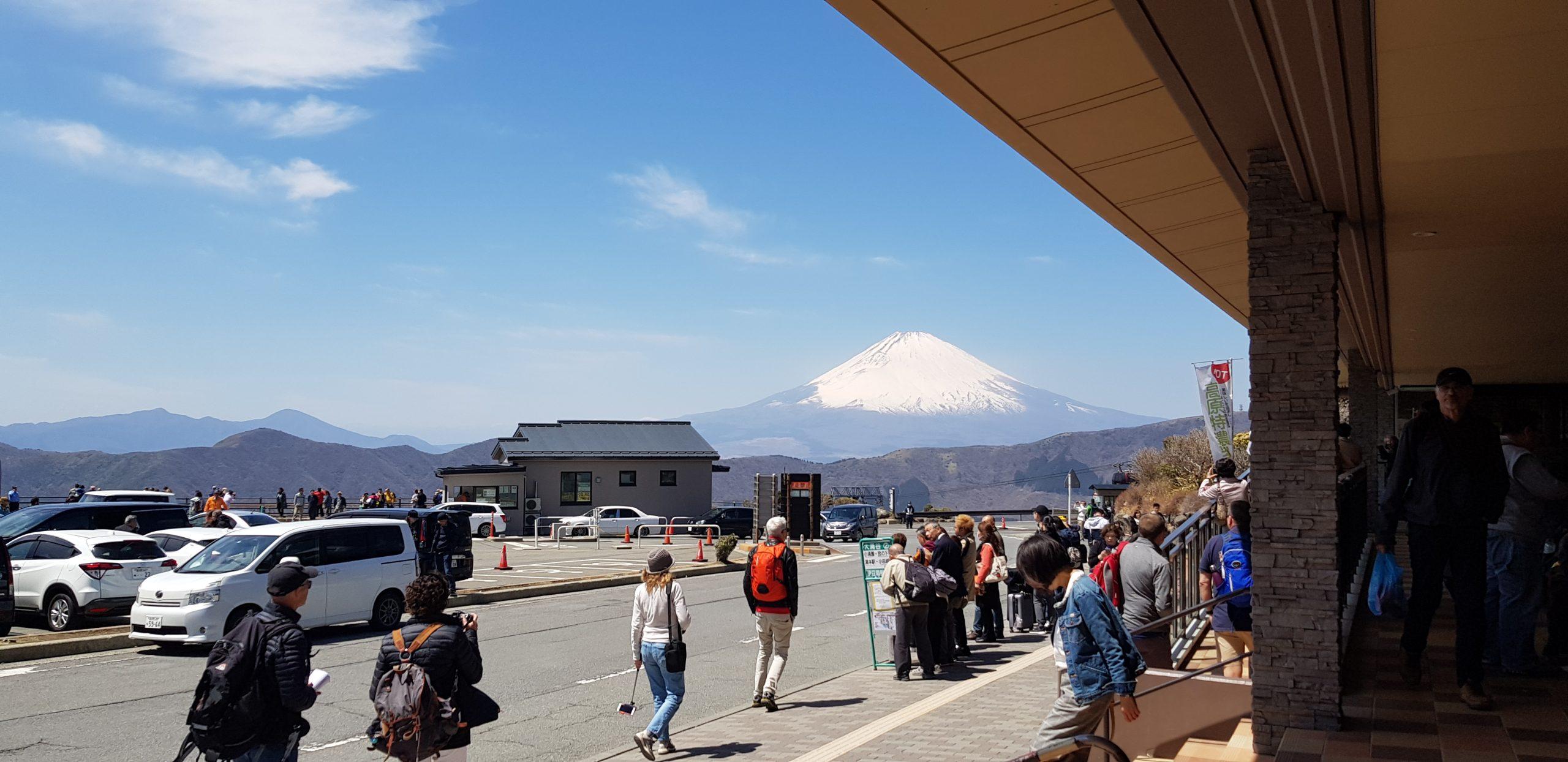 Owakudani, Hakone
