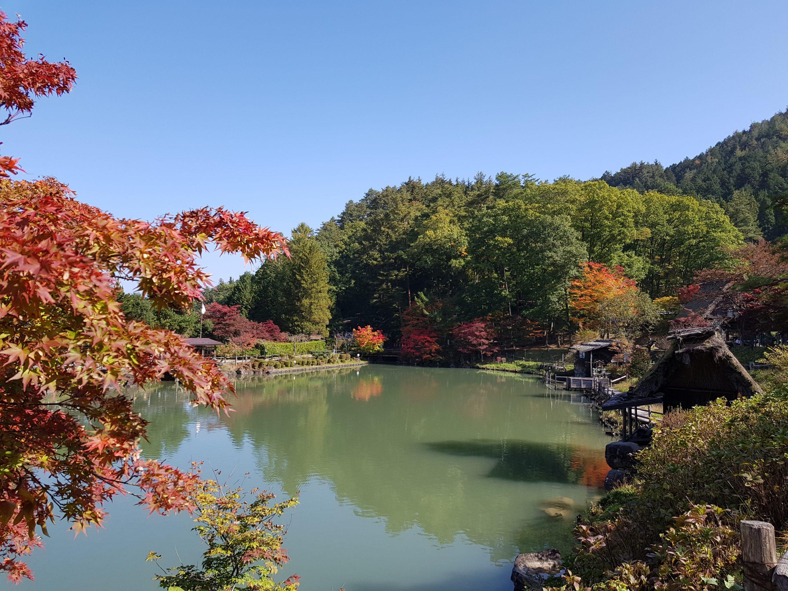 Hida village, Takayama