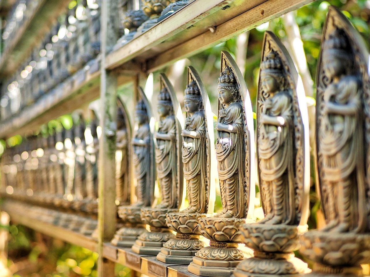 Buddhist temple, Kyoto
