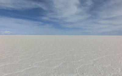 Salt Flats, Bolivia (1)